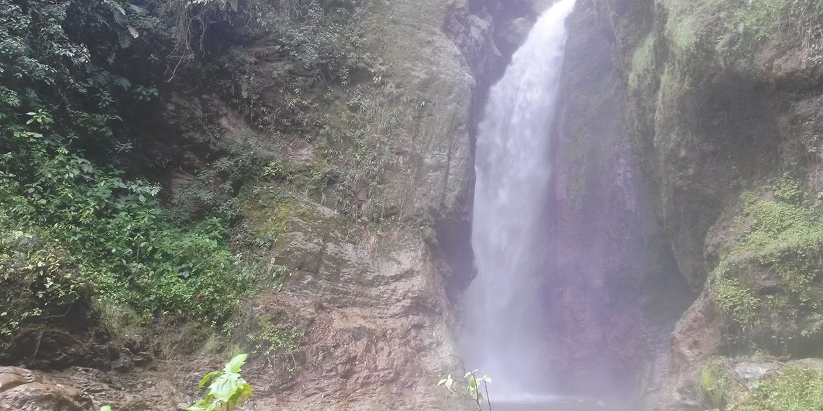 The Río Verde Waterfalls tour